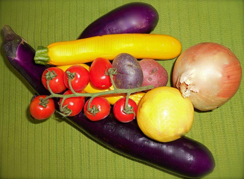 Eggplantstew