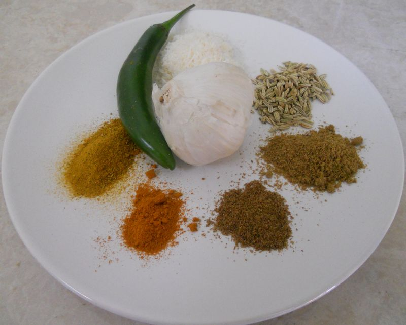 Spices4curry