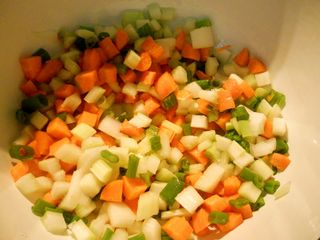 Veggies4mushrooms