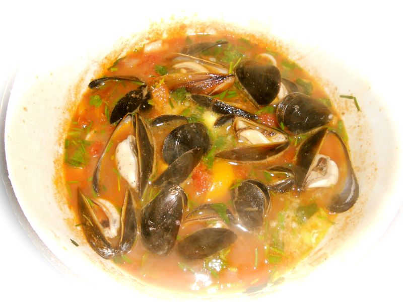 Seafoodsoup