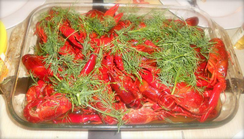 Crayfishdish